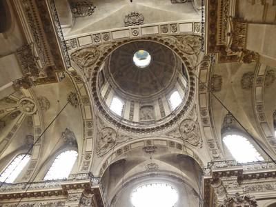 Église Saint-Paul-Saint-Louis - Dome