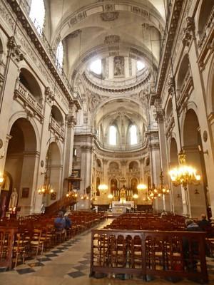 Église Saint-Paul-Saint-Louis - Nave