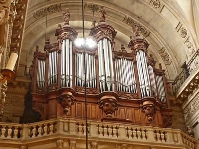 Église Saint-Paul-Saint-Louis - Organ