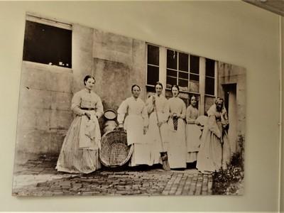 Victorian Laundry Ladies