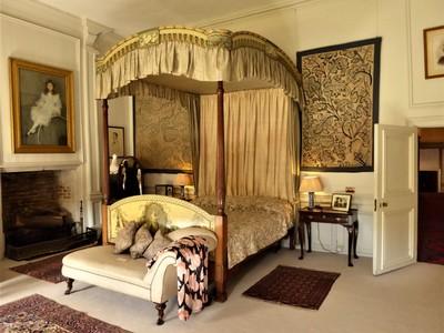 Nunnington Hall - Bedroom
