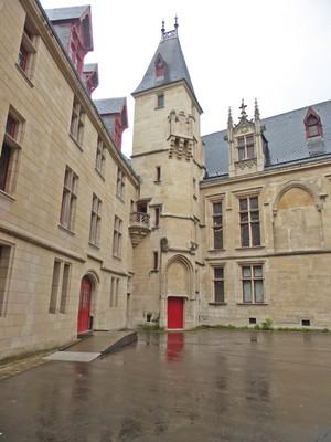 The Hôtel de Sens