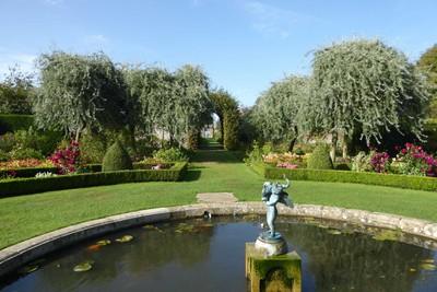 Castle Howard - the Walled Garden
