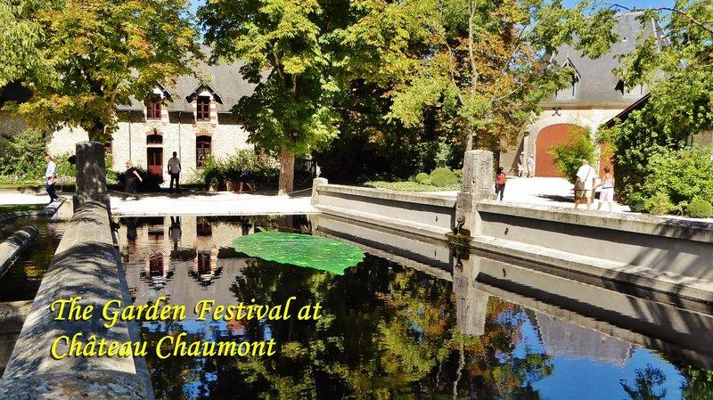 Garden Festival at Château Chaumont