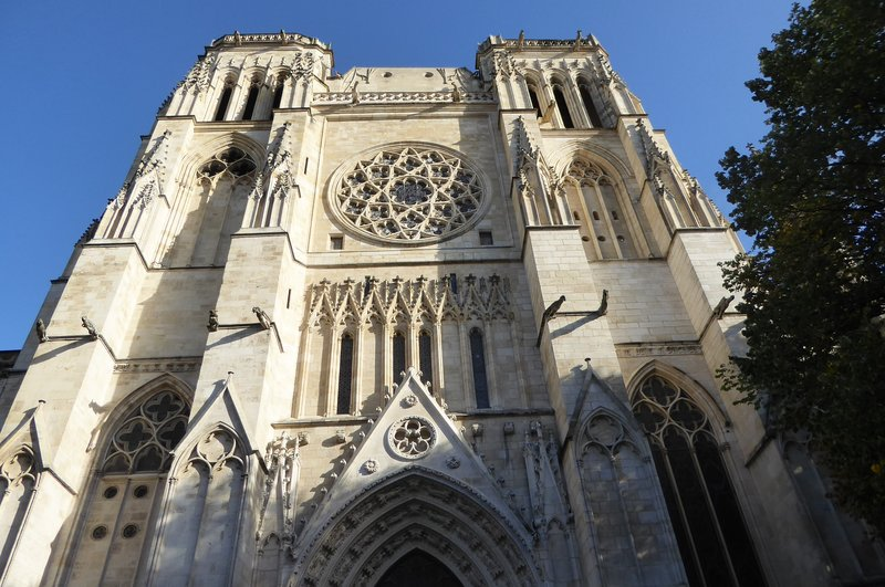 Cathedral St. André in Bordeaux