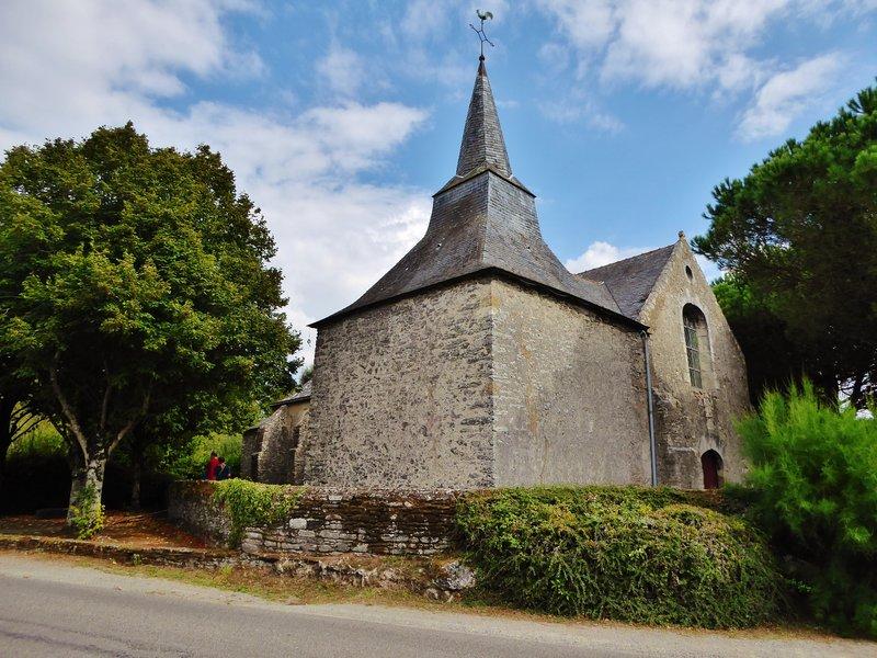 Chapelle St.-Jean-Baptiste-de-Prigny