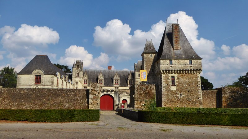 Château de Goulaine near Nantes