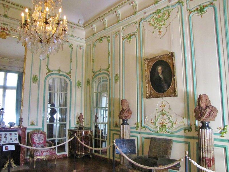 Room Interior in the Carnavalet Museum