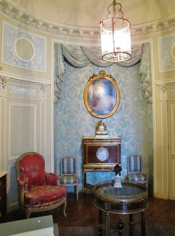 Interior at the Carnavalet Museum in Paris