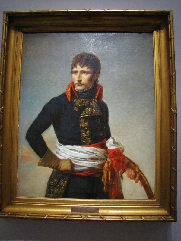 Portrait of Napoleon as First Consul by Andrea Appiani