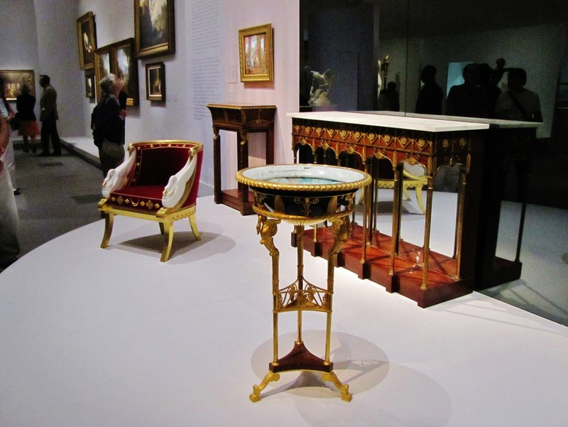 From a collection of Josephine's furniture
