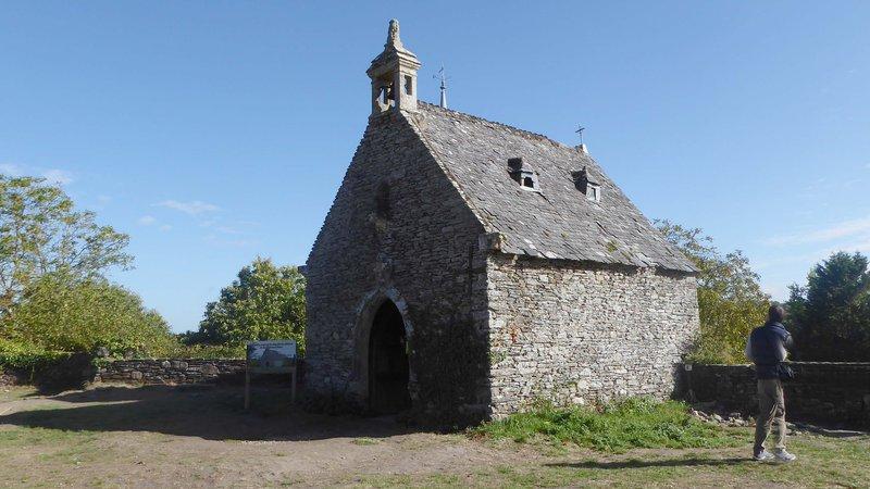 La Chapelle du Château de Rochefort-en-Terre