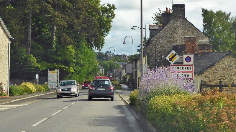 Fougères and its Castle