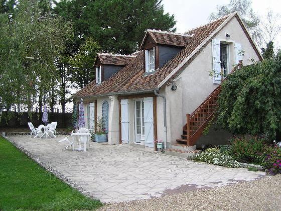 B & B Domaine de la Chapelle near Montrichard in the Loire Valley