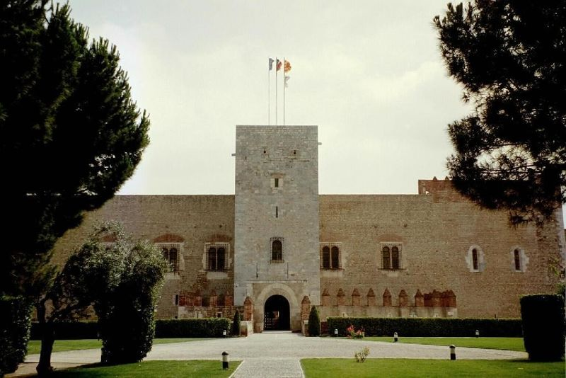 Palace of the Kings of Majorca - Perpignan