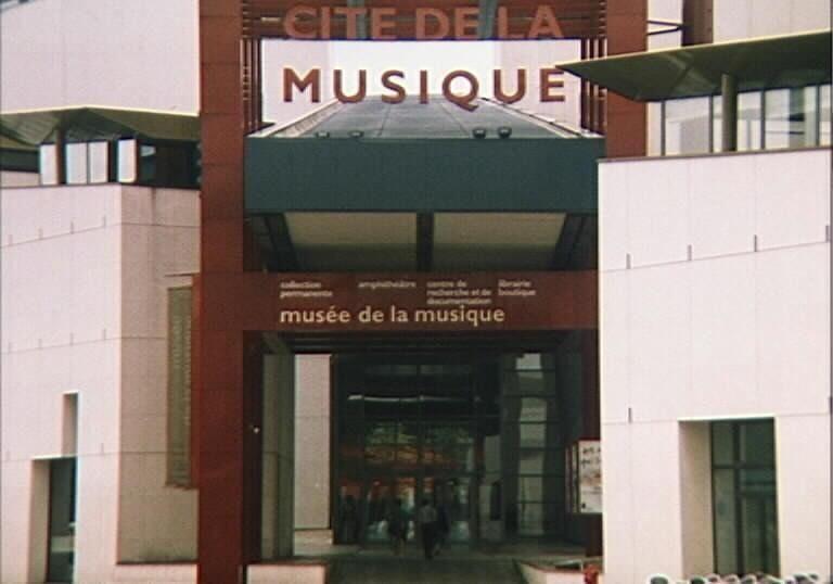 Cité De La Musique in Paris