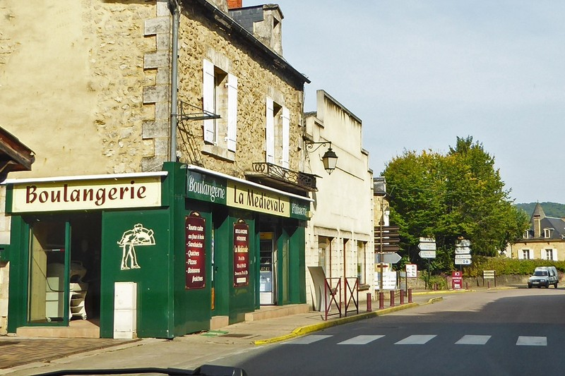 Boulangerie in Cenac-et-Saint-Julien
