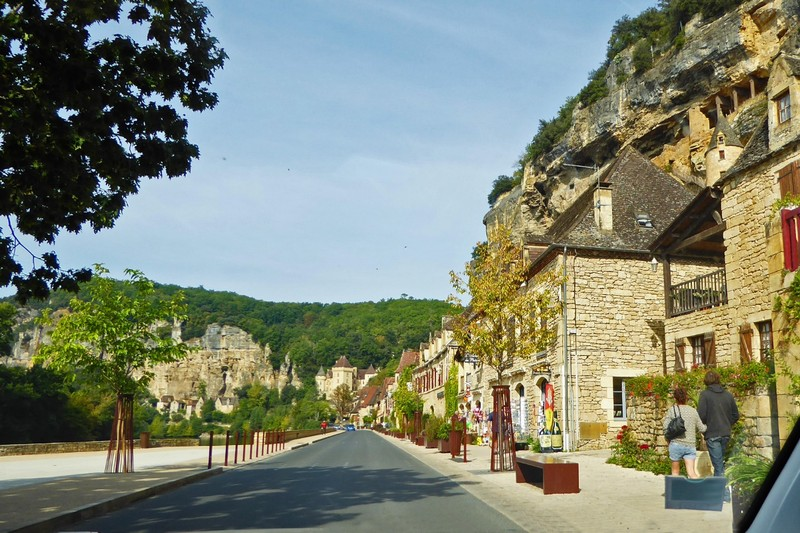 La-Roque-Gageac, a Plus Beau Village of France
