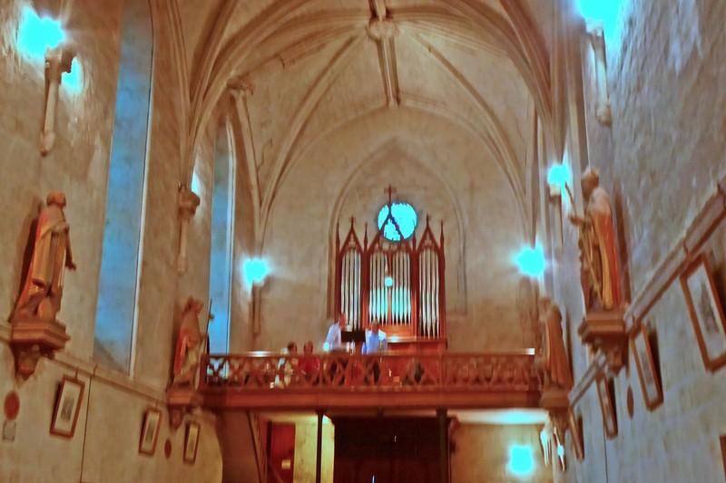Eglise Notre Dame de Nanteuil in Montrichard