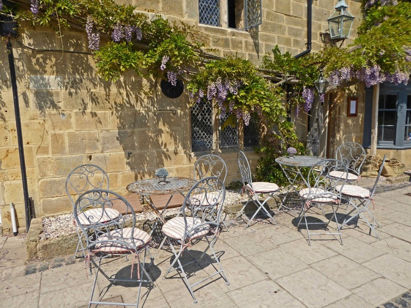 Reminds me of France but it is Broadway in Worcestershire County, UK
