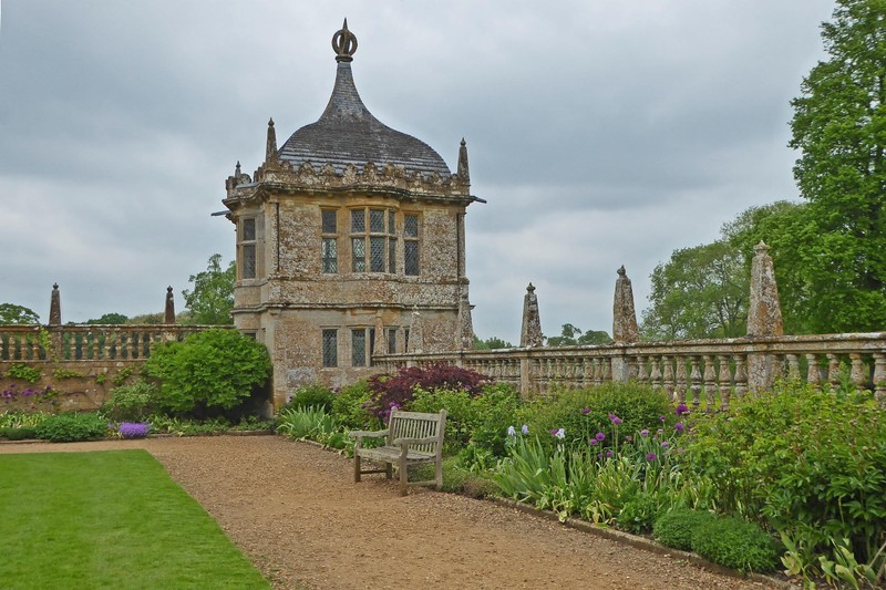 Gate Tower at Montacute House