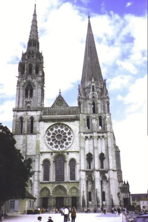 Cathedral Notre Dame de Chartres