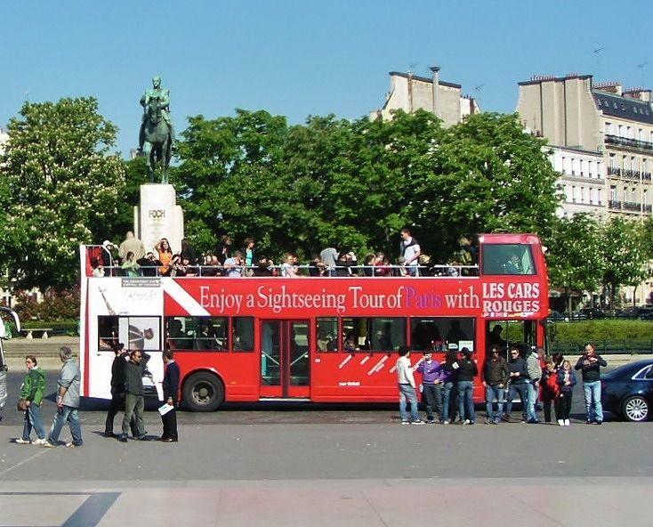 Fun Bus Tours Of Paris