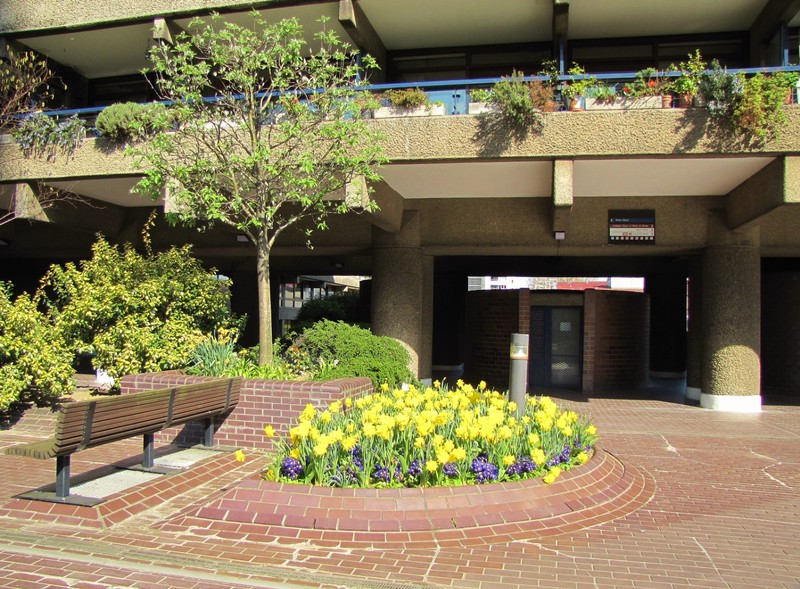 The Barbican Centre - London