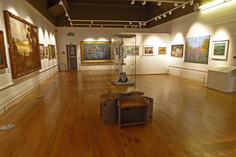 Royal Cornwall Museum - Fine Art