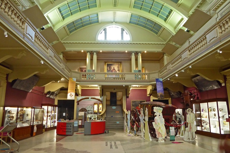 Royal Cornwall Museum