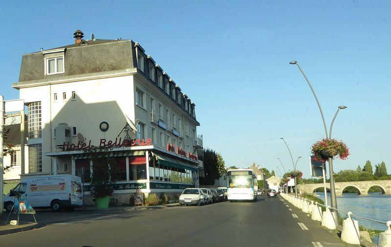Hotel Bellevue - Montrichard