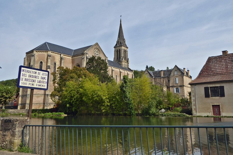 Saint Sulpice de Bourges in Le Bugue