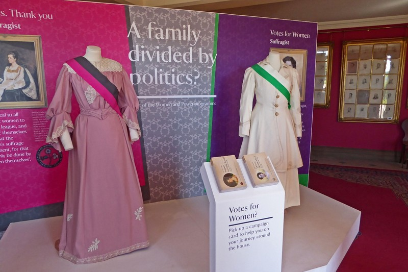 Killerton House Exhibit Information