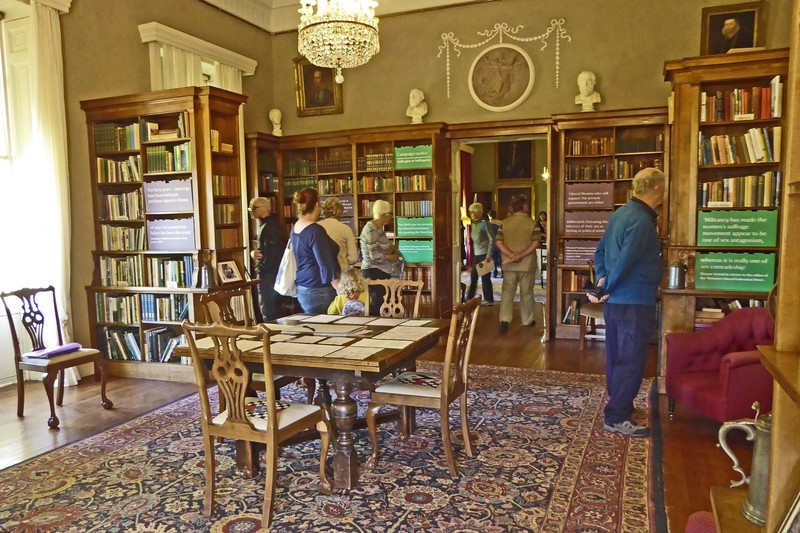 Killerton House Library