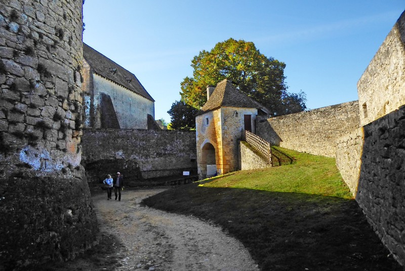 Château de Fénelon - The Lists