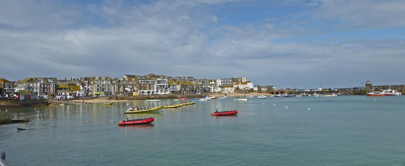 St. Ives Harbor