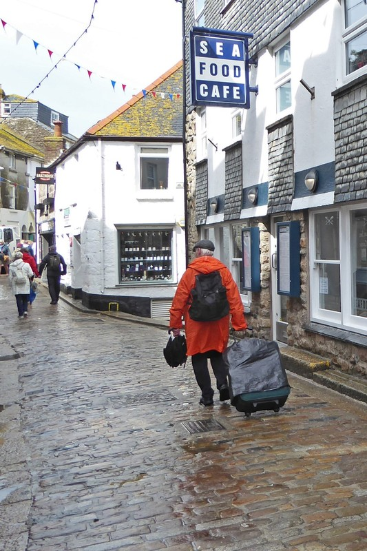 The Seafood Cafe on Fore Street in St. Ives