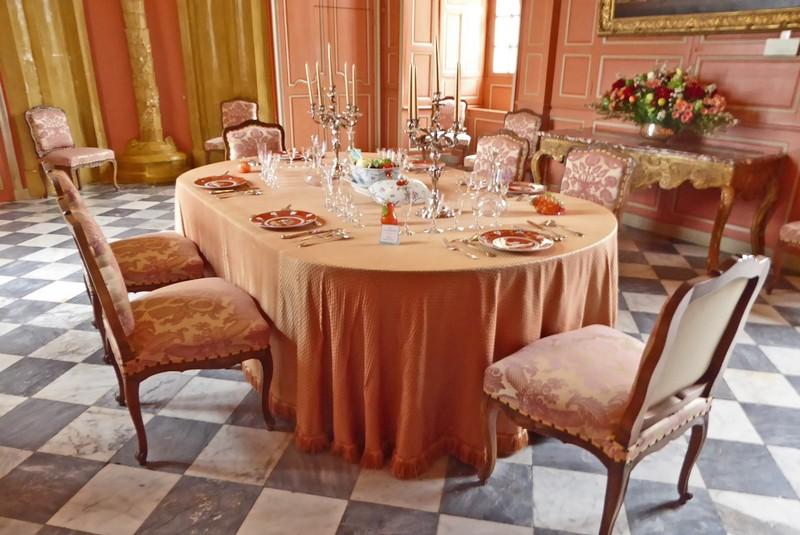 Dining Room at Villandry