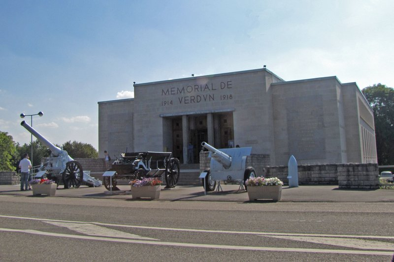 The Verdun Memorial