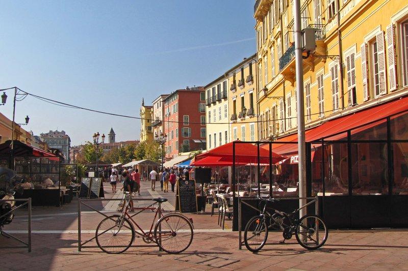 Cours Saleya, Nice