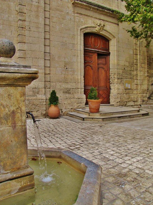 Saint Michel in Mallemort