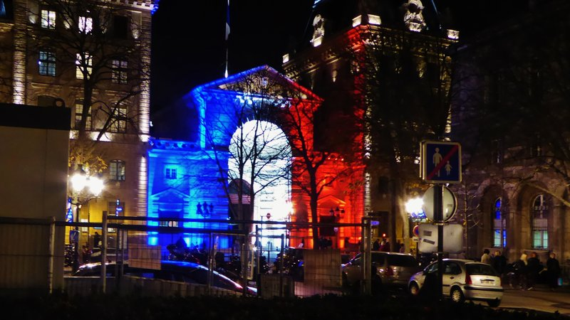 Police Prefecture Memorial to the Bataclan Victims