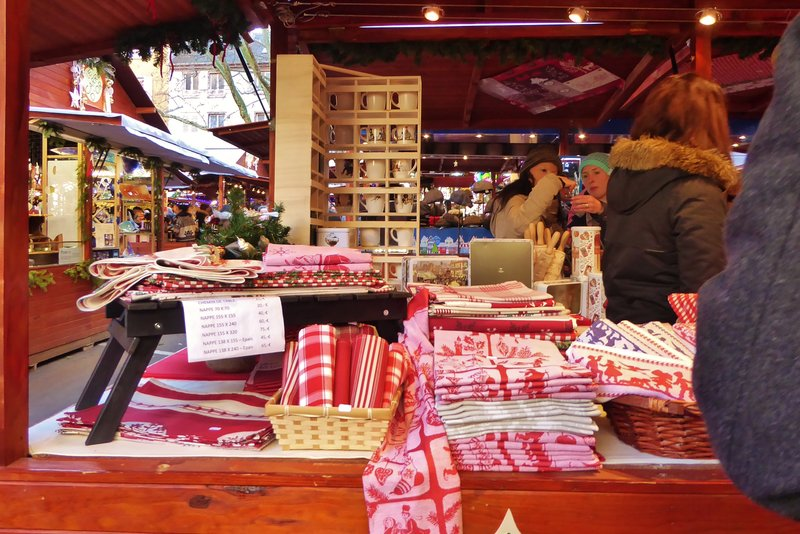 Christmas Market at Place du Temple Neuf