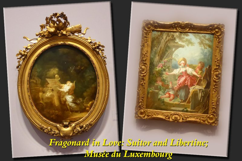 Fragonard Exhibit at the Luxembourg Museum