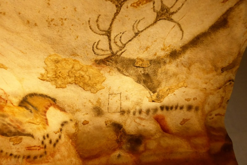 Cave Painting from Lascaux IV