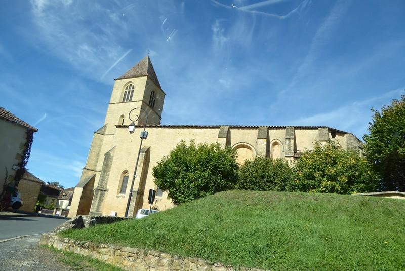 Eglise Notre-Dame-de-l'Assomption also called Notre-Dame de Montcuq