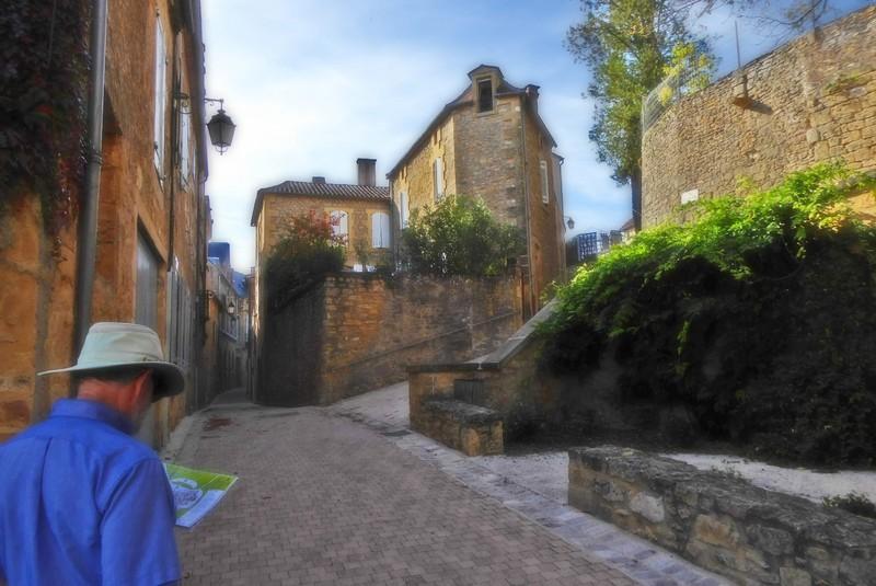 Old Town Belvès