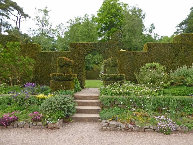 Knightshayes Court - Garden