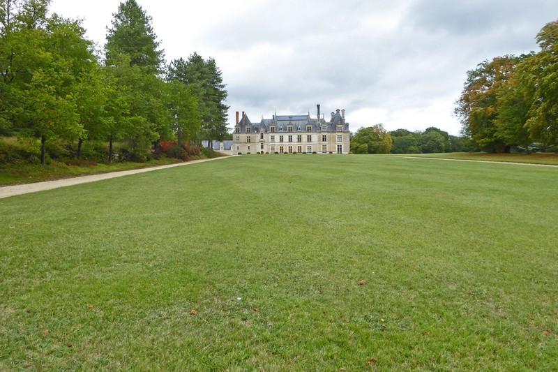 Château de Beauregard - View from the Garden