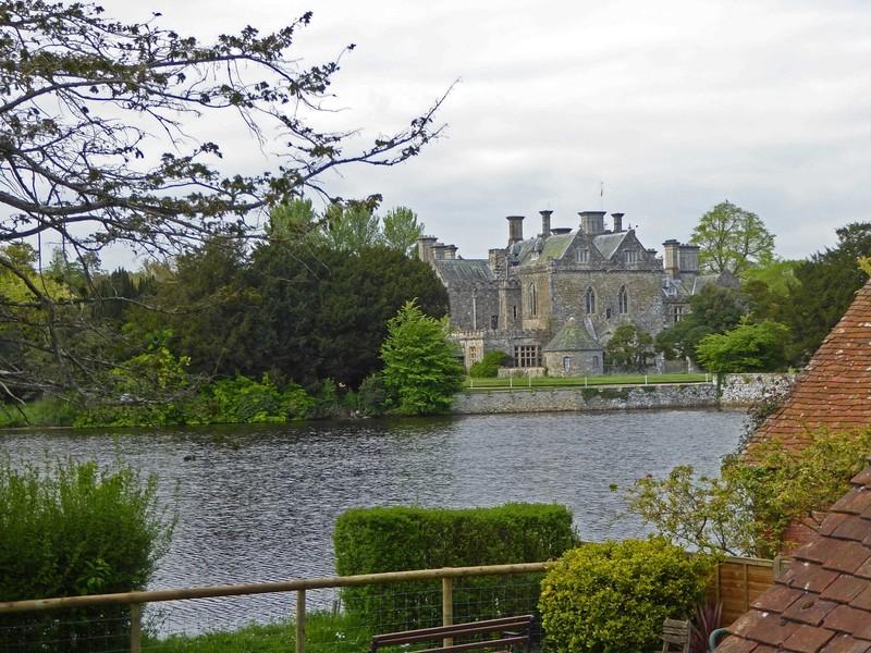 Palace House in Beaulieu